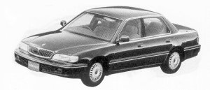 MITSUBISHI DEBONAIR 1992 г.
