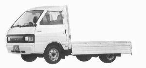 MAZDA EUNOS TRUCK 1992 г.