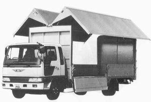 HINO RANGER 1992 г.