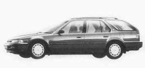 HONDA ACCORD WAGON 1993 г.