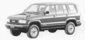 ISUZU BIGHORN 1993 г.