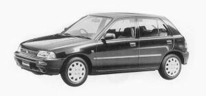 DAIHATSU CHARADE 1993 г.