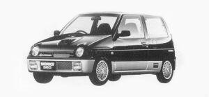 SUZUKI ALTO WORKS 1993 г.