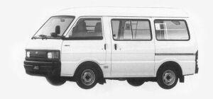 MAZDA FORD J80 1993 г.