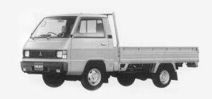 MITSUBISHI DELICA TRUCK 1993 г.