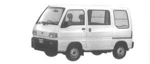 SUBARU SAMBAR 1994 г.