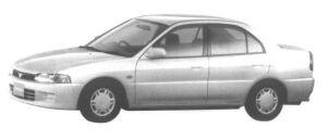 MITSUBISHI LANCER 1995 г.