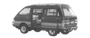 TOYOTA TOWNACE 1995 г.