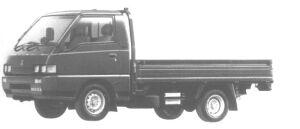 MITSUBISHI DELICA TRUCK 1995 г.