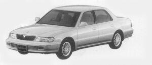 MITSUBISHI DEBONAIR 1996 г.