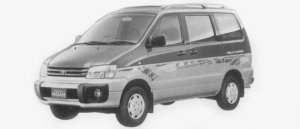 TOYOTA TOWNACE 1996 г.