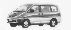 MITSUBISHI DELICA 1996 г.