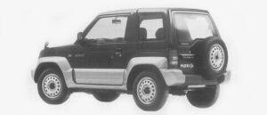 MITSUBISHI PAJERO JUNIOR 1996 г.