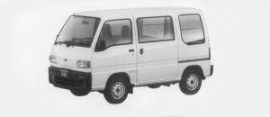 SUBARU SAMBAR 1996 г.