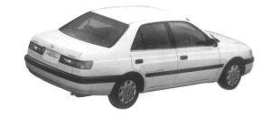 TOYOTA CORONA PREMIO 1997 г.