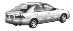 MAZDA FORD TELSTAR 1997 г.