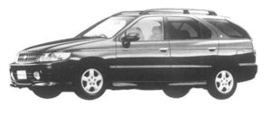 NISSAN R'NESSA 1997 г.
