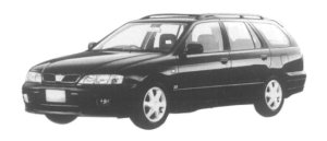 NISSAN PRIMERA WAGON 1997 г.