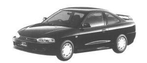 MITSUBISHI MIRAGE ASTI 1998 г.