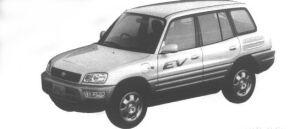 TOYOTA RAV4 1998 г.