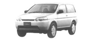 HONDA HR-V 1998 г.
