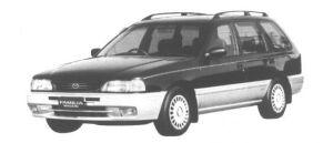 MAZDA FAMILIA 1998 г.