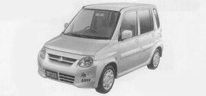 MITSUBISHI TOPPO 1999 г.