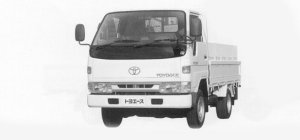 TOYOTA TOYOACE 1999 г.