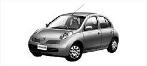 NISSAN MARCH 2002 г.