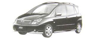 TOYOTA COROLLA SPACIO 2002 г.