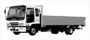 ISUZU FORWARD 2002 г.