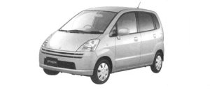 SUZUKI MR WAGON 2004 г.