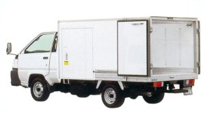 TOYOTA TOWNACE TRUCK 2005 г.