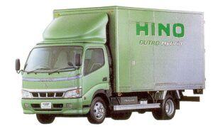 HINO DUTRO 2005 г.