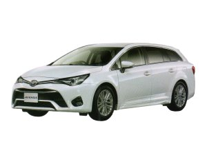 TOYOTA AVENSIS 2017 г.