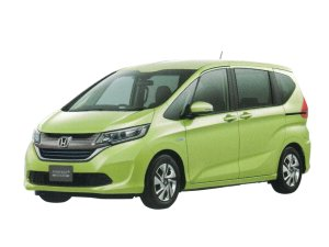 HONDA FREED+ 2018 г.