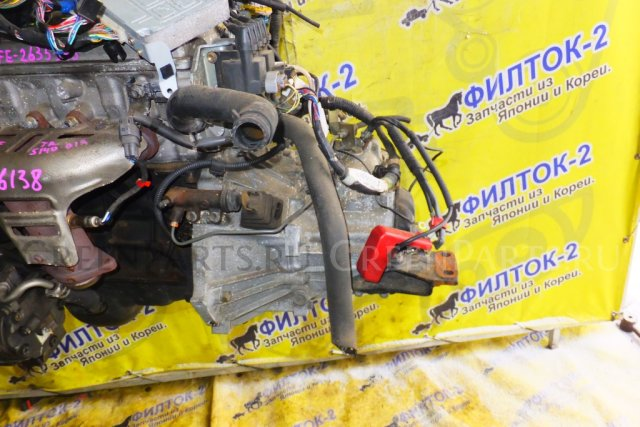 Кпп механическая на Toyota Starlet EP91 4E-FE S140-01A