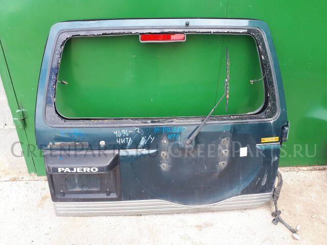 Дверь багажника на Mitsubishi Pajero N44