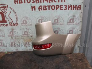 Бампер на Mitsubishi Outlander 4B12