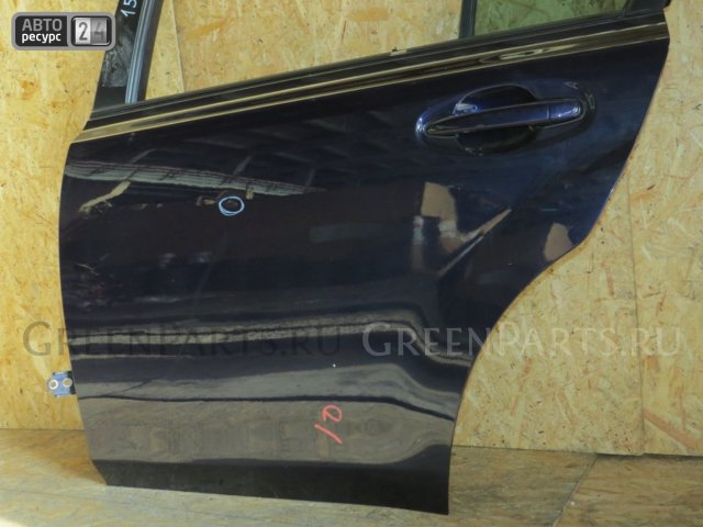 Дверь боковая на Subaru Legacy BM EJ25