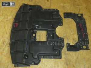 Защита двигателя на Toyota Mark X GRX121 3GR-FSE