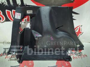 Обшивка багажника на Honda Fit GE8 L15A