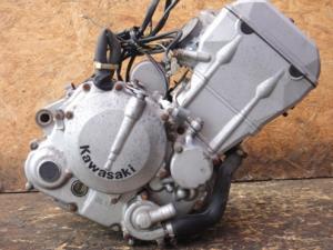 Двигатель klx250 d-tracker lx250de