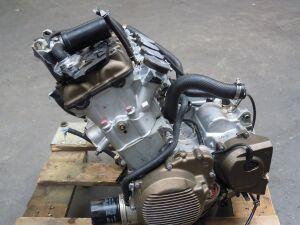 Двигатель ninja zx6r zx600fe