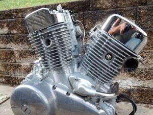 Двигатель vn1500 vulkan vnt50
