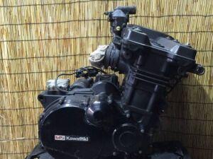 Двигатель zxr750 zx750ge