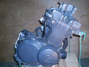 Двигатель rf400 k712