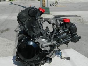 Двигатель sv650 p503