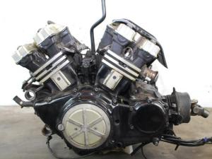 Двигатель v-max 1200 2we