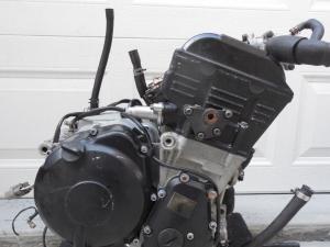 Двигатель yzf r1 n507e